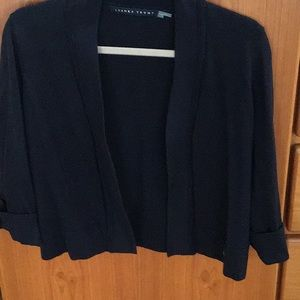 NWOT Ivanka Trump black m sweater